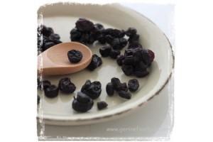 野生採藍莓乾